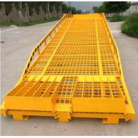 Buy cheap Dock ramp 20T mobile forklift loading ramp, truck loading ramp from wholesalers