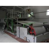 Small type paper machine
