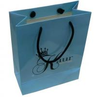 Buy cheap High quality hot lamination papershopping bag [BAG_CP_489_W1] from wholesalers