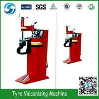 Buy cheap Pneumatic vulcanizing tire machine from wholesalers