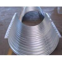 Buy cheap Semi-circular Metal Culvert Pipe - Gifted Delivery Idea from wholesalers