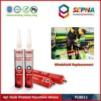 Buy cheap PU Auto Glass Adhesive from wholesalers