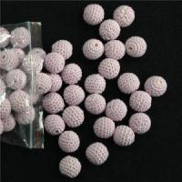 Buy cheap Crochet Jewelry Crochet Wooden Beads from wholesalers