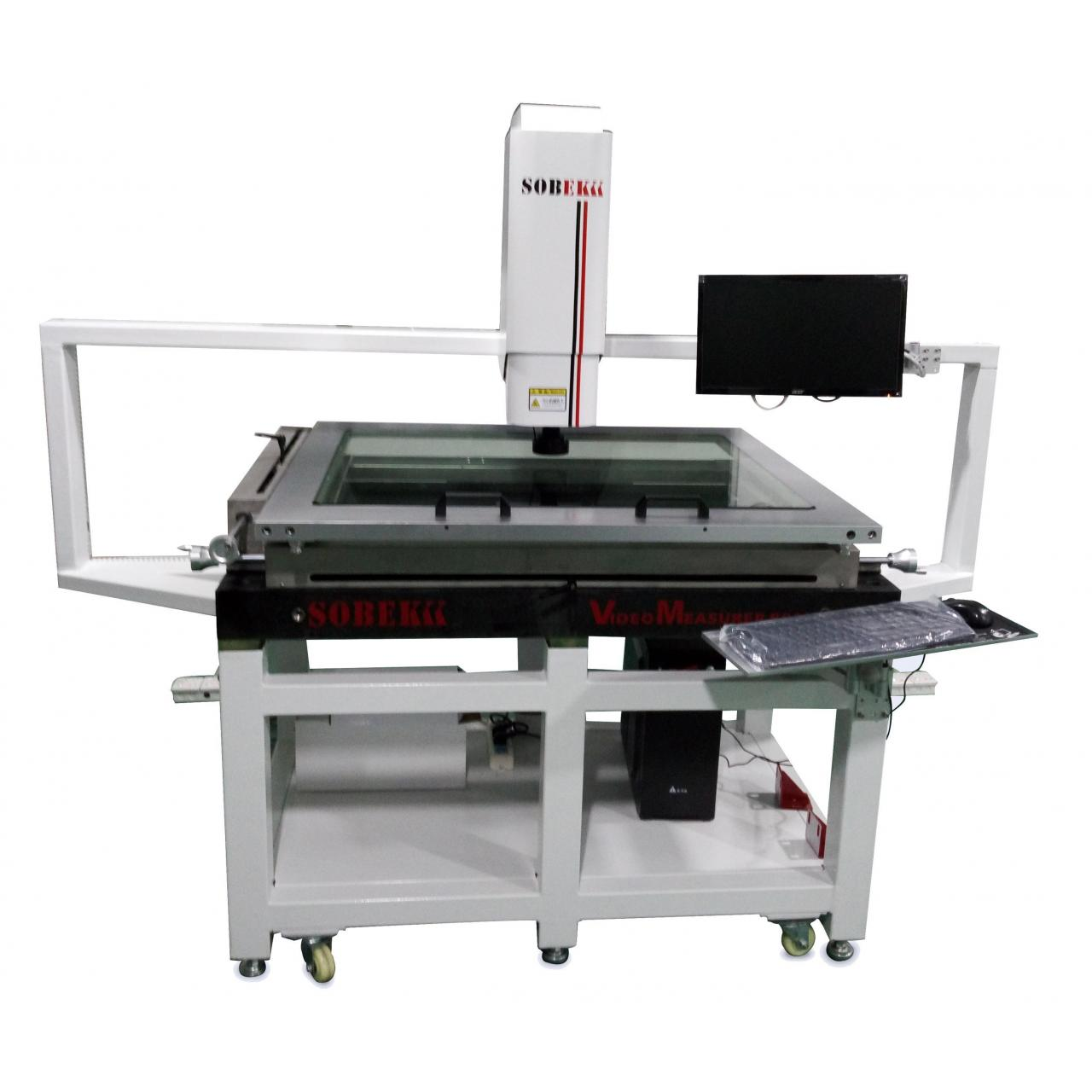 Buy cheap S-semi-auto brige S800 bridge semi-automatic video measuring machine from wholesalers