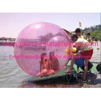 Buy cheap inflatable water walking ball water sports games infaltable boat toys-WG-057 from wholesalers
