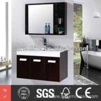 Buy cheap 2014 Glossy stainless steel bathroom mirror cabinet modern stainless steel bathroom mirror cabinet from wholesalers