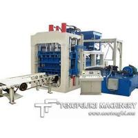 Buy cheap Brick Making Machine QT10-15 Brick Making Machine from wholesalers