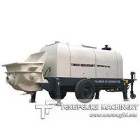 Buy cheap Concrete Mixing Plant Diesel Engine Concrete Pump from wholesalers