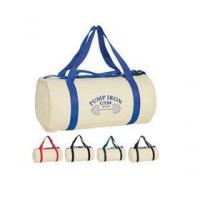 Buy cheap Round Barrel 600D Polyester Travel Bag from wholesalers