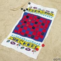 Buy cheap 100% Cotton Game Beach Towel from wholesalers