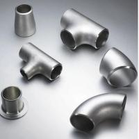 Buy cheap Welded Tee Pipe Fitting from wholesalers