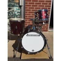 Buy cheap Ludwig LC179X Breakbeats by Questlove Burgundy Sparkle Mobile Drum Kit from wholesalers