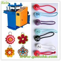 Buy cheap liquid soft PVC zipper puller micro injection machine from wholesalers