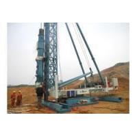 Hydraulic Pile Driving Rig