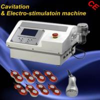 Buy cheap GD-F006 40K cavitation ultrasound&infrared micro-current machine from wholesalers