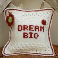 Buy cheap Decor Crochet Cushion Cover Gift from wholesalers