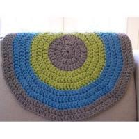 Buy cheap Chunky Kintting Round Blanket product