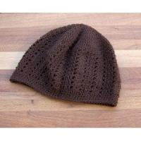 Buy cheap Children Crochet Hat Lace Tam Brown Women Mesh Hat product