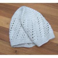 Buy cheap Children Crochet Hat Lace Tam Grey Women Mesh Hat product