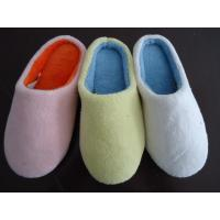 Buy cheap Normal Roonshoes Cheap Short Plush Soft Sole Quiet Warm Indoor Bedroom Slipper from wholesalers