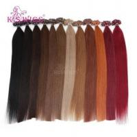 Buy cheap Half lace wigs Nail Tip Pre-bonded Hair Nail Tip Pre-bonded Hair from wholesalers