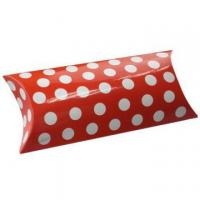Buy cheap Fancy Custom Printed Pillow Shaped Gift Paper Box from wholesalers