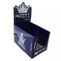 Buy cheap Custom Folding Paper Lip Balm Tubes Display Package Box from wholesalers