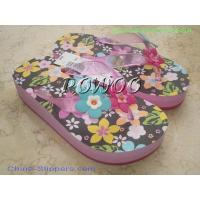 Buy cheap High Heel Kids Flip flops RW14088A from wholesalers