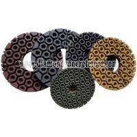 Buy cheap Concrete Grinding&Plishing Tools 201362781852Cellular Floor Polishing Pads from wholesalers