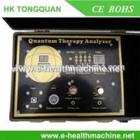 Buy cheap Quantum Resonance Magnetic Analyzer with Tens Therapy from wholesalers