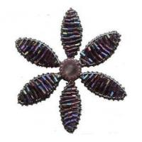 Buy cheap Rainbow Daisy Chain Collection Flower Magnet from wholesalers