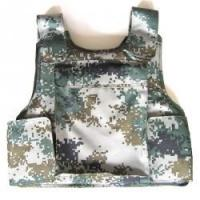 Buy cheap soft body armour with armour panel product