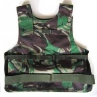 Buy cheap soft jungle camouflage body armour product