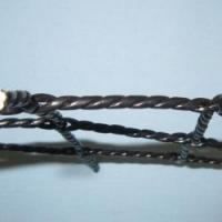 Buy cheap UHMWPE Fiber Plastic-wrapped Twisted Knotless fishing Net product