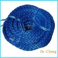 Buy cheap UHMWPE mooring rope from wholesalers