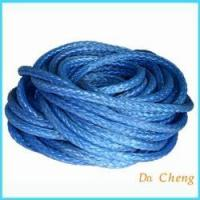 Buy cheap bule UHMWPE tow ropes from wholesalers