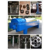Buy cheap Sharples Solid Bowl Decanter Centrifuge Equipment for Chicken Manure Dewatering from wholesalers