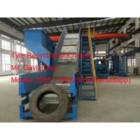 Buy cheap Tyre Recycling Machinery from wholesalers