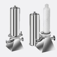 Buy cheap Single Cartridge Sanitary Filter Housing from wholesalers