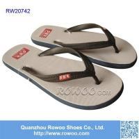 Buy cheap men sexy rubber flip flop manufacturing from wholesalers