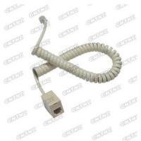 Buy cheap Coild extension cord plug to jack from wholesalers