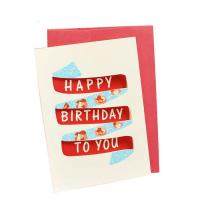 Buy cheap Birthday Greeting Card product