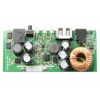 Buy cheap UPS Power Management Mother Board with 12V DC-IN and 12V DC-OUT,and also with 5V USB Output from wholesalers