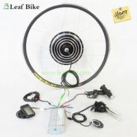 Buy cheap 700c inch 48V 1000W front hub motor - bike conversion kit from wholesalers