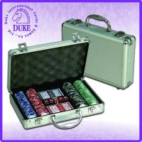 Buy cheap 200PCS POKER SET IN ALUMINUM CASE from wholesalers