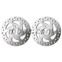Buy cheap Front & Rear Brake Disc Rotor for 47cc & 49cc 2-stroke Pocket Bikes from wholesalers