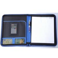 Buy cheap Handled Portable Executive Portfolio Organized Padfolio Holder with iPad Pocket Case from wholesalers