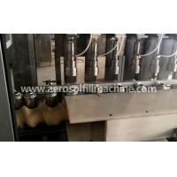 Buy cheap VAA Whipped Cream Aerosol Gassing&Shaking Machine from wholesalers