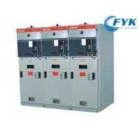 Buy cheap HXGN15-12L HV Switchgear Metal-clad AC Ring Main Unit Switchgear Panels from wholesalers