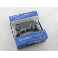 Buy cheap Wireless Bluetooth Dualshock 4 Gamepad Controller US Packing For Playstation 4 PS4 - Jet Black from wholesalers